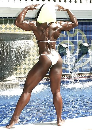 Big Ass Bodybuilder Porn Pictures